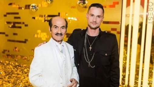 Син Григорія Чапкіса показав, як хореограф ледь ходить і розмовляє: відео