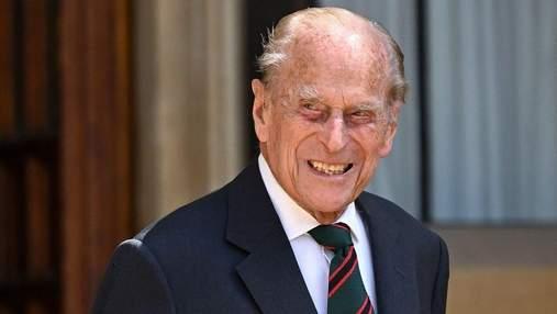 99-річного принца Філіпа виписали з лікарні