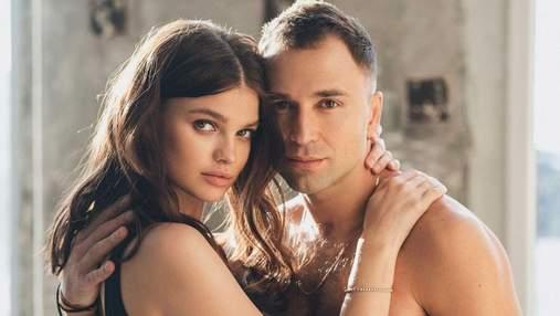 """Кохана """"Холостяка"""" Максима Михайлюка зізналася, скільки кілограмів набрала під час вагітності"""