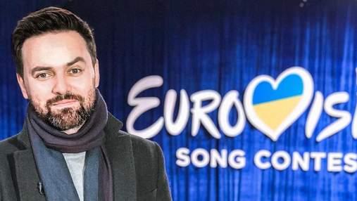 Тімур Мірошниченко більше не буде коментатором Євробачення