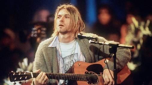 Штучний інтелект написав нову пісню гурту Nirvana