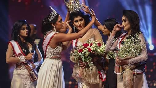 """""""Миссис мира-2020"""", которая нагло сняла корону с """"Миссис Шри-Ланка"""", арестовали"""