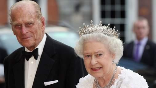 Помер принц Філіп: історія кохання з Єлизаветою II та фото королівського подружжя