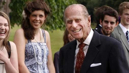 Чоловік онучки принца Філіпа оприлюднив проникливе фото герцога та своєї доньки