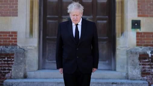 Джонсон не був на похороні принца Філіпа, але вшанував його пам'ять: відео
