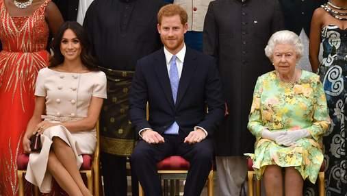 Меган Маркл мала таємну розмову з Єлизаветою II перед похороном Філіпа, – ЗМІ