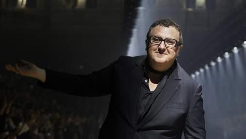 Помер дизайнер Альбер Ельбаз, який працював з Lanvin і Yves Saint Laurent