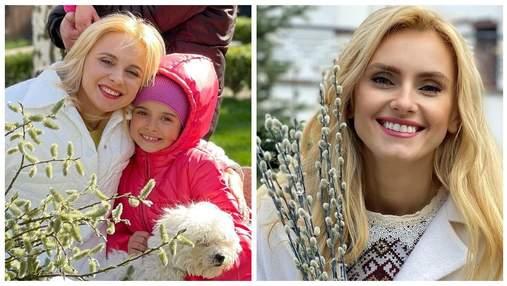 Федишин, Осадчая, Ребрик: как украинские звезды празднуют Вербное воскресенье