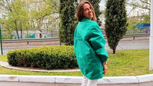 Христина Решетник підкорила трендовим повсякденним образом: яскраві фото