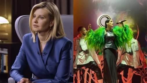 Підсумки тижня: тріумф Go_A на Євробаченні, інтерв'ю Зеленської і церемонія YUNA