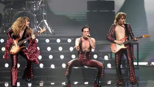 Måneskin переміг на Євробаченні-2021: фото і відео вражаючого виступу