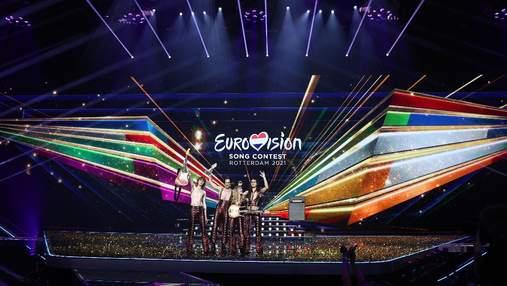 Євробачення-2021: кому Україна віддала голоси