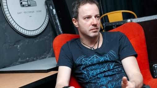 Повернути б січень 2014 і дати українцям розібратися самим, – соліст гурту Animal ДжаZ з Росії