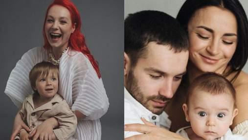 Українські зірки вітають з Днем захисту дітей: проникливі кадри