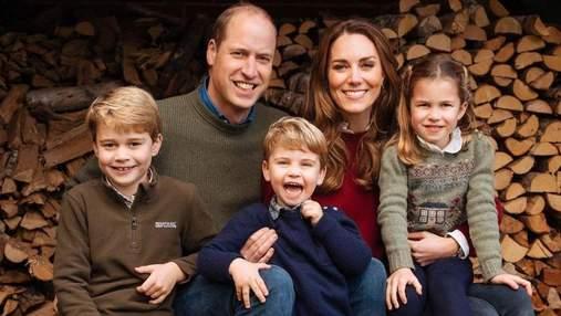"""""""Диван для чату"""" та порушення правил: які правила виховання у принца Вільяма та Кейт Міддлтон"""
