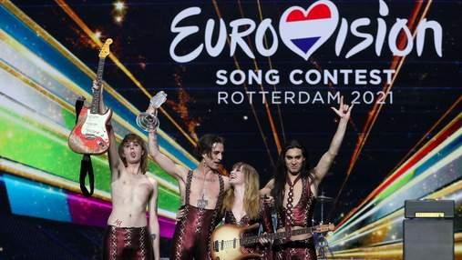 Переможців Євробачення-2021 Måneskin звинуватили у плагіаті