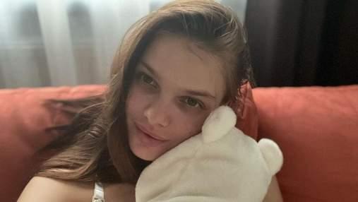 Кохана Максима Михайлюка зворушила миловидним фото з донькою