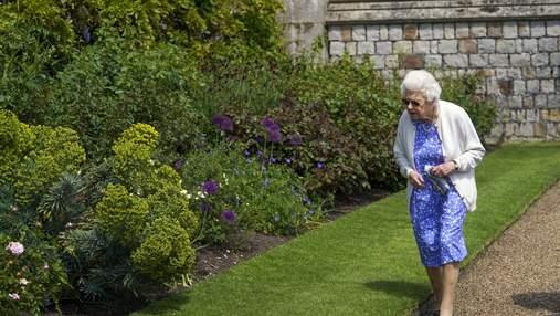 Єлизавета II захопила ніжним образом у квітковій сукні: чарівний вихід королеви