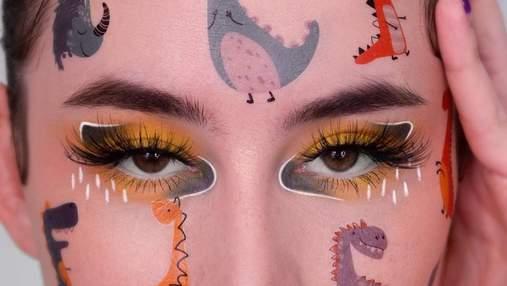 Как у солиста Måneskin и Круэллы: креативные идеи для модного и необычного макияжа