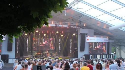 Львов, лето, джаз: как прошел первый день Leopolis Jazz Fest 2021