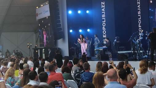 Leopolis Jazz Fest 2021: феєричне закриття ювілейного фестивалю та Джамала на сцені