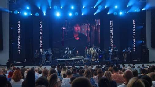 Pianoбой виступив на сцені Leopolis Jazz Fest 2021: фото та відео