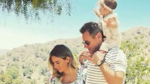 Ексчоловік Меган Маркл стане батьком вдруге: фото з вагітною дружиною та донькою