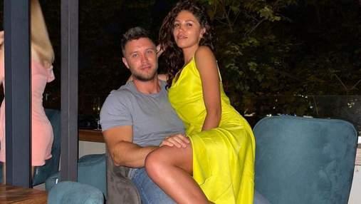 Михайло Заливако захопив романтичним фото з Анною Богдан