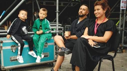 Не хватает папы, – жена Монатика растрогала милым фото с сыновьями