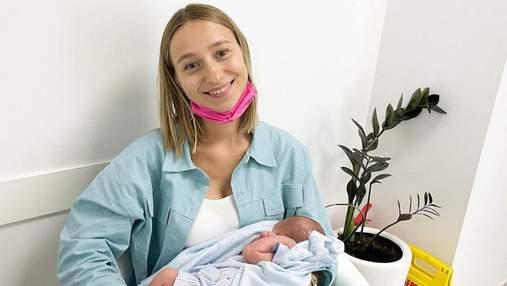 Жена Виктора Павлика показала новые трогательные фото маленького сына