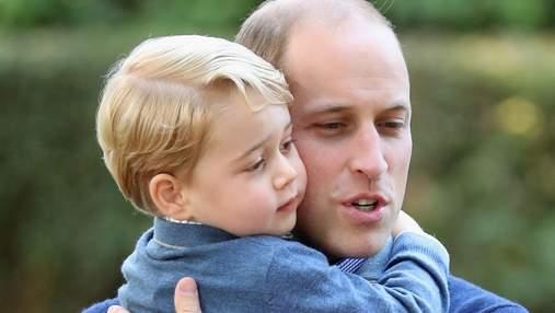 Принцу Джорджу – 8: найкращі фото британського спадкоємця з батьками