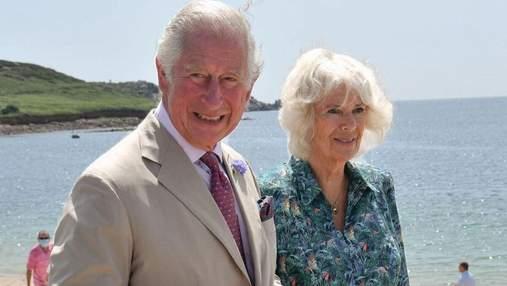 З нагоди 74-річчя Камілли: як принц Чарльз з дружиною подорожували Великою Британією
