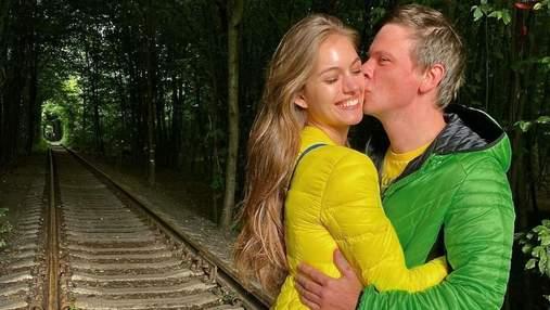 Радимося, сперечаємося, – Олександра Кучеренко відверто розповіла про шлюб з Комаровим
