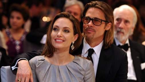 Анджеліна Джолі перемогла в суді над Бредом Піттом