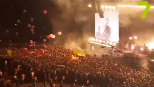Хіба карантин скасували: в Одесі на концерт білоруського репера прийшло 45 тисяч – відео