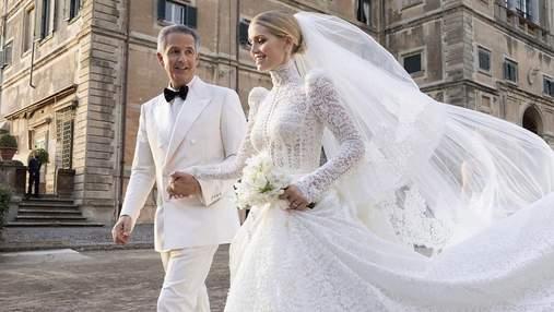 Китти Спенсер на королевской свадьбе примерила 5 роскошных кутюрных платьев: фото образов