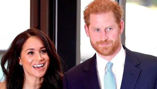 Дочь принца Гарри и Меган Маркл официально внесли в очередь на британский престол