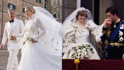Почему Китти Спенсер проигнорировала на свадьбе тиару принцессы Дианы: предположения экспертов