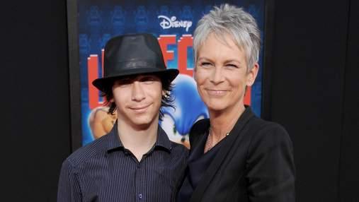 С гордостью следили, как сын стал дочерью, – ребенок актрисы Джейми Ли Кертис сменил пол