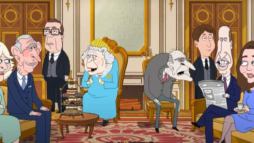 """HBO Max випустила сатиричний серіал """"Принц"""" про життя королівської родини – дивіться трейлер"""
