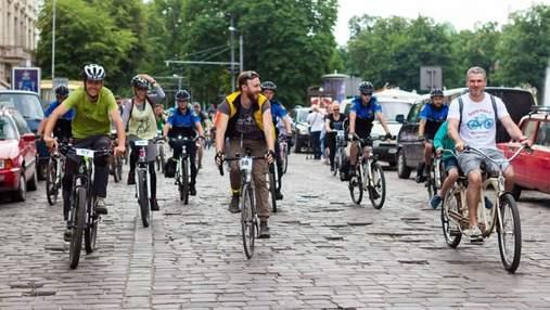 У Львові перекриють кілька вулиць через благодійний велопробіг з Арсеном Мірзояном