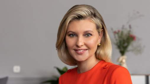 Не можешь быть спонтанной, – Зеленская о роли первой леди и планирует ли идти в политику
