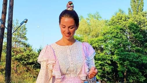 Літні образи для матусь: що одягає Христина Решетник