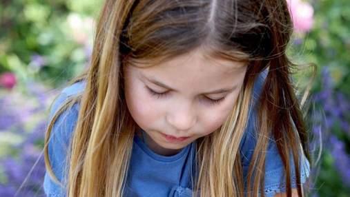 Кейт Міддлтон і принц Вільям зачарували новим фото принцеси Шарлотти