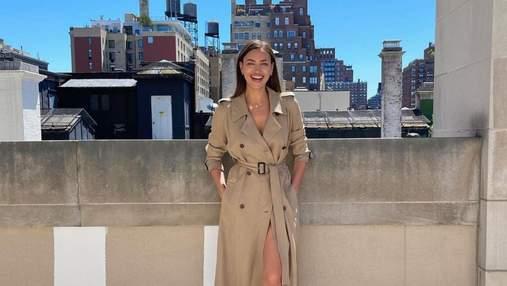 Не з Каньє Вестом: Ірину Шейк побачили біля будинку ймовірного бойфренда