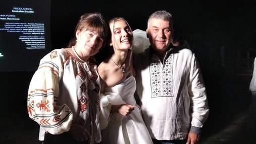 Біла сукня та обітниця самій собі: як батьки Jerry Heil відреагували на курйозне весілля доньки