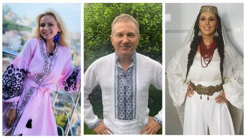 День Незалежності 2021: як зірки привітали українців зі святом