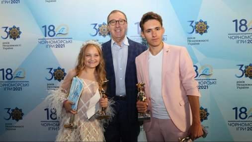 """""""Чорноморські Ігри-2021"""": вперше в історії фестивалю вручили 2 Гран-прі"""