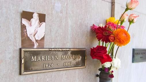 Місце на кладовищі біля Мерилін Монро і Г'ю Гефнера продають за 2 000 000 доларів