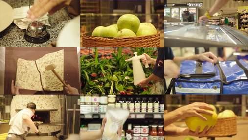 """Ко Дню Независимости: """"Червону руту"""" воссоздали звуками супермаркета – увлекательное видео"""